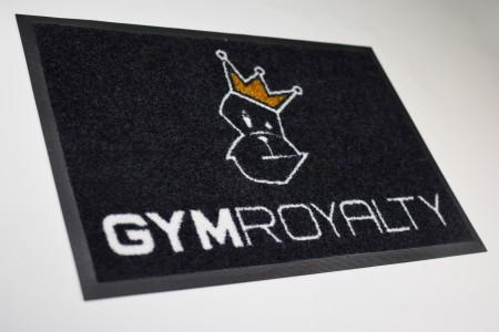 Gym Royalty Door Mat