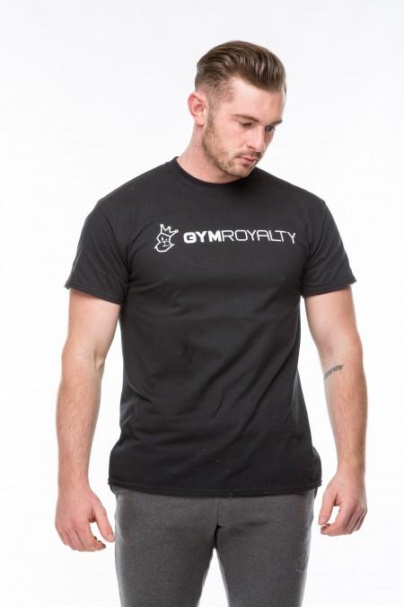 Conan T-Shirt - Black with White Print