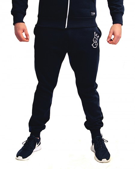 Signature Tapered Bottoms - Navy
