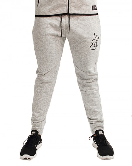 Supremacy Tapered Bottoms - Grey