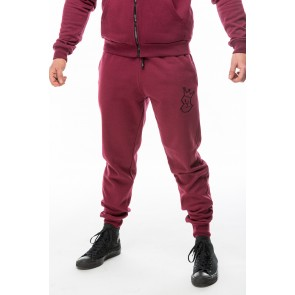 V2 Signature Tapered Bottoms - Burgundy