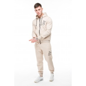 V2 Signature Hoodie & Tapered Bottoms  - Oatmeal