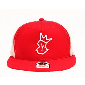 Signature Trucker Cap - Red
