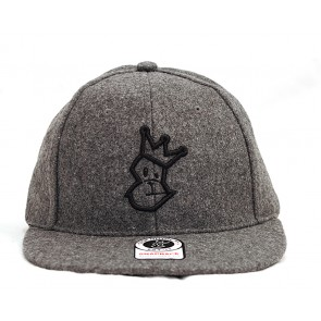 Signature Snapback - Grey