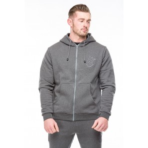 V2 Signature Hoodie - Charcoal